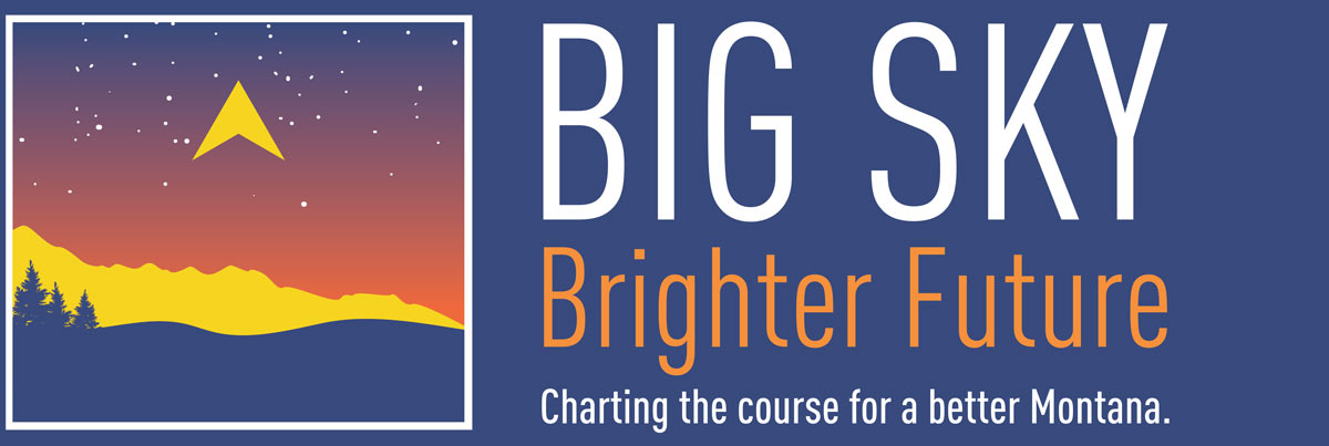 Big Sky Brighter Future Logo